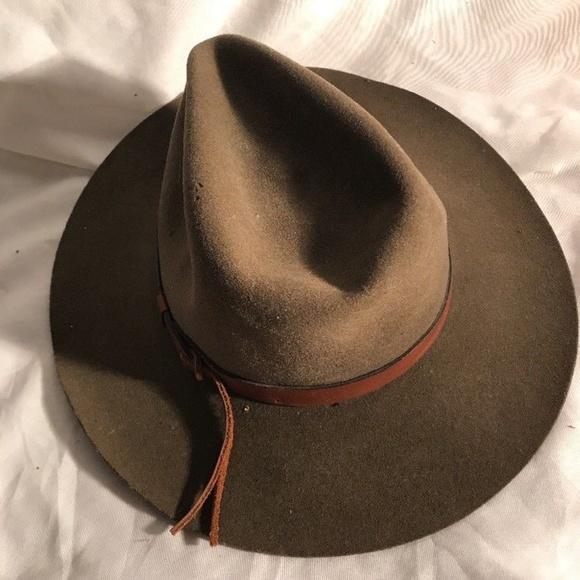 Stetson Mallory DW411 Outland 6 7 8 Western Hat 1077758f85a